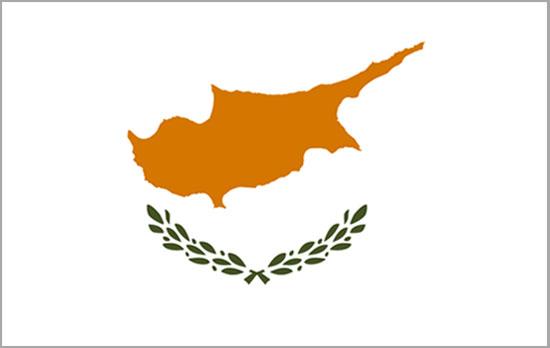 Bandera de Chipre