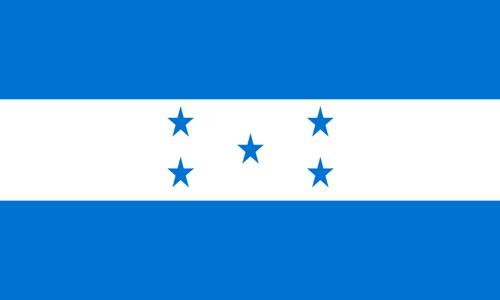 Bandera de Honduras