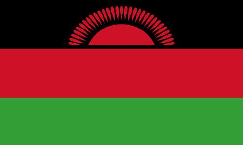 Bandera de Malawi