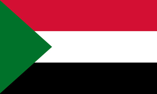 Bandera de Sudán