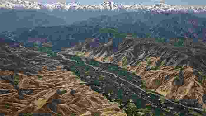 Cordillera del Hindu Kush
