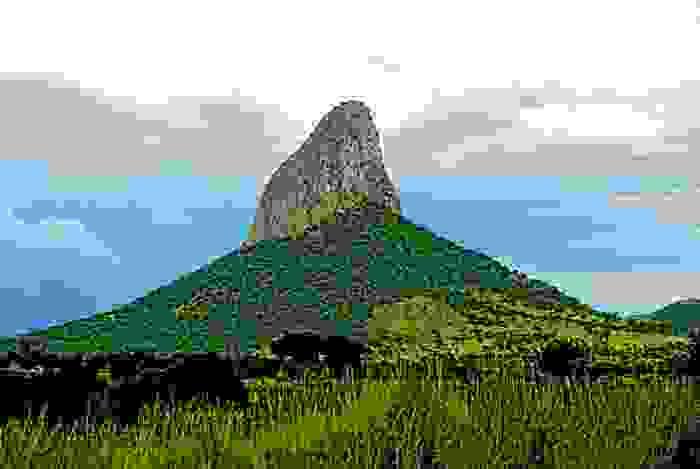 Monte Lubiri, Huambo
