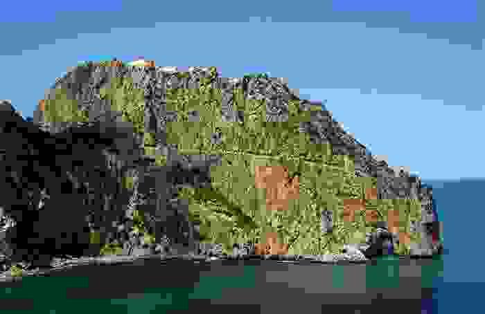 Cabo Carbon, en el Parque nacional de Gouraya