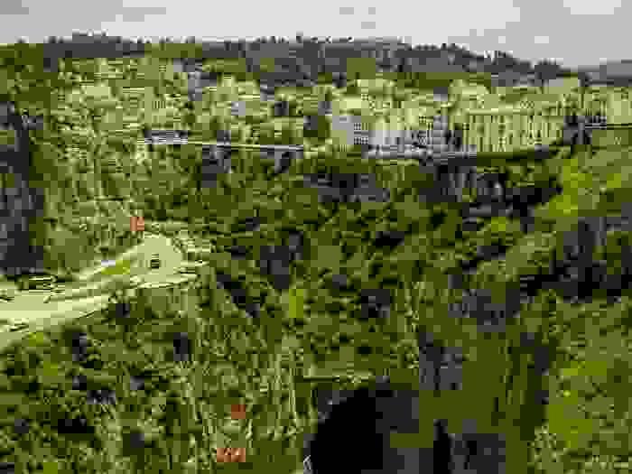 Puente de la ciudad de Constantine
