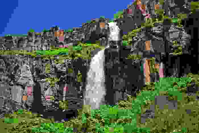 Cascadas de Qasakh