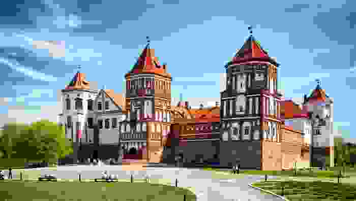 Castillo de Mirsky