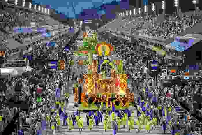 Carnavales de Río