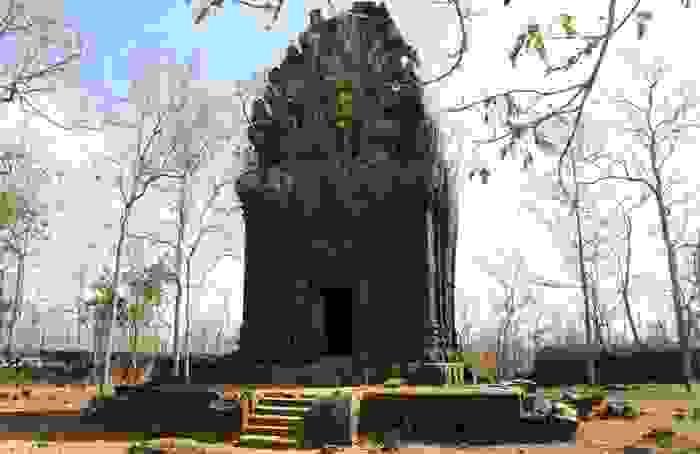 Templo en Koh Ker.