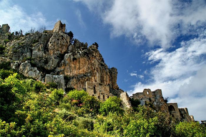Castillo San Hilarion