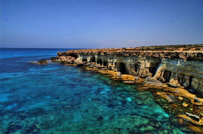Cuevas de Paralimni, Famagusta