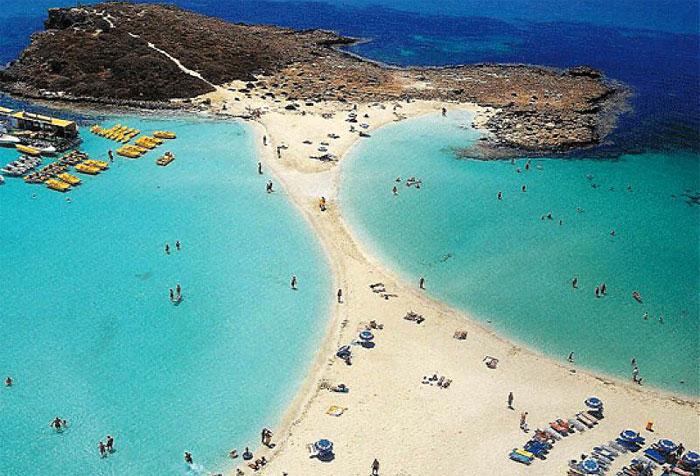 Playa de Ayia napa