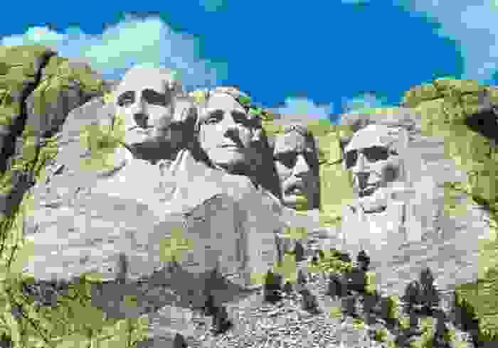 Monte Rushmore - Dakota del Sur