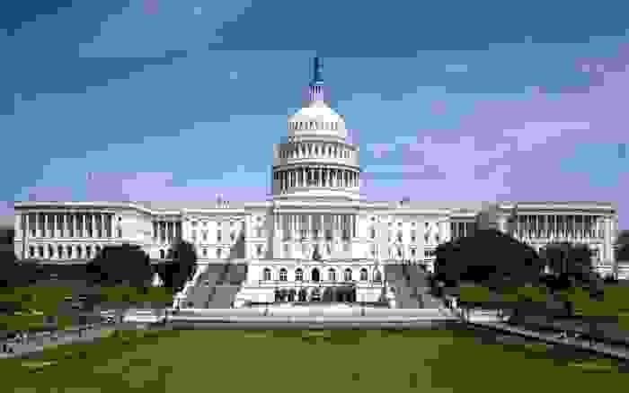 United States Capitol, el congreso de los Estados Unidos - Washington D.C.