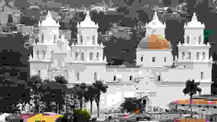Esquipulas, el municipio más grande del departamento de Chiquimula