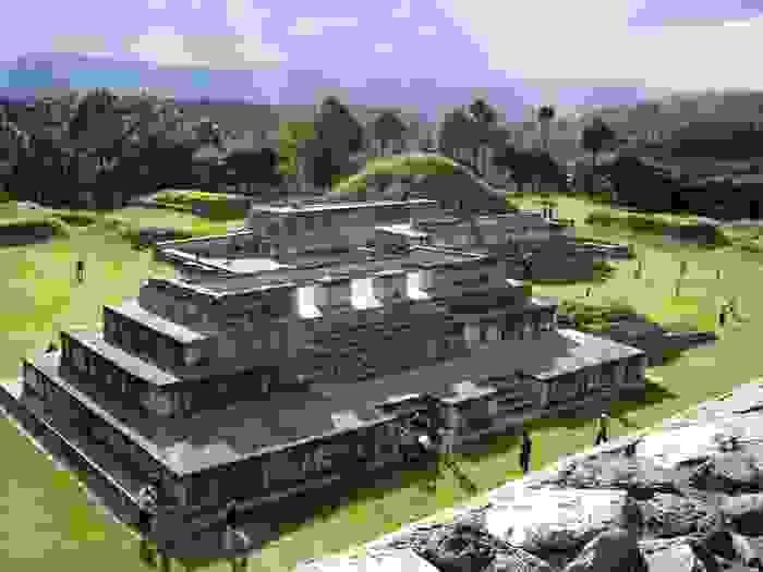 Ruinas de Zaculeu