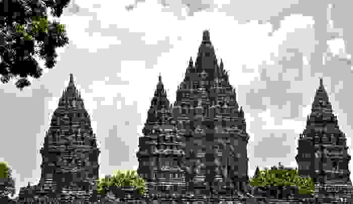 Templo de Prambanan