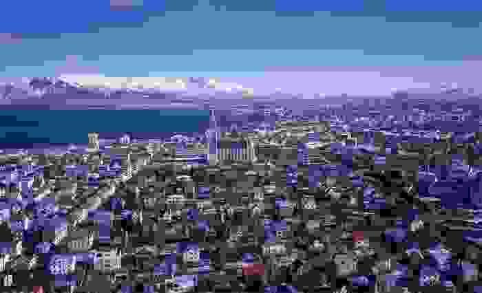 Ciudad de Reykjavik