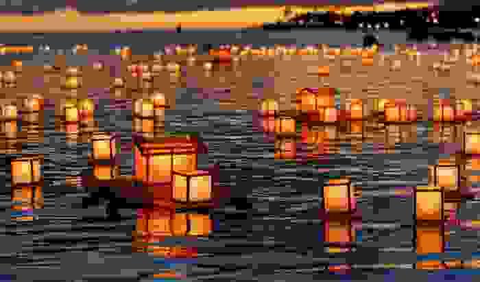 Festival de Obon, tradición desde hace 5 siglos en honor a los espíritus de antepasados