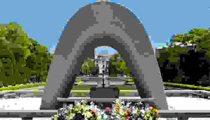 Parque en memoria a Hiroshima