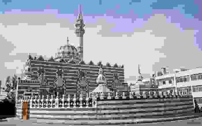 Mezquita de Ammán