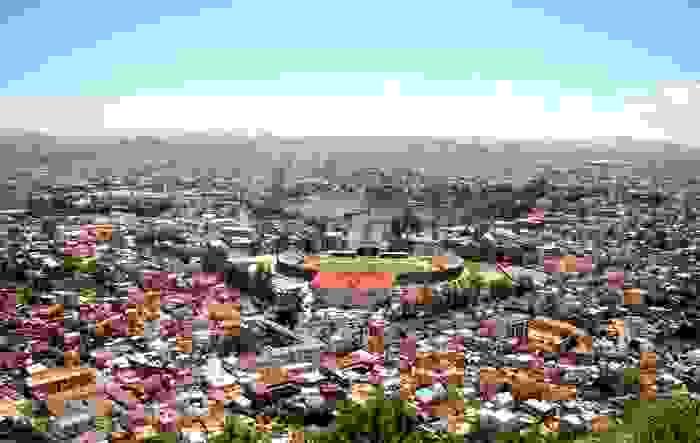 Ciudad de Antananarivo, capital del país