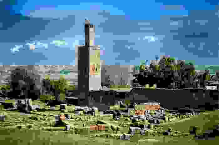 Ruinas de Chellah