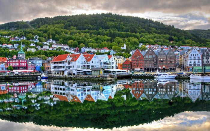 Ciudad de Bergen