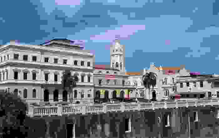 Casco antiguo de la Ciudad de Panamá