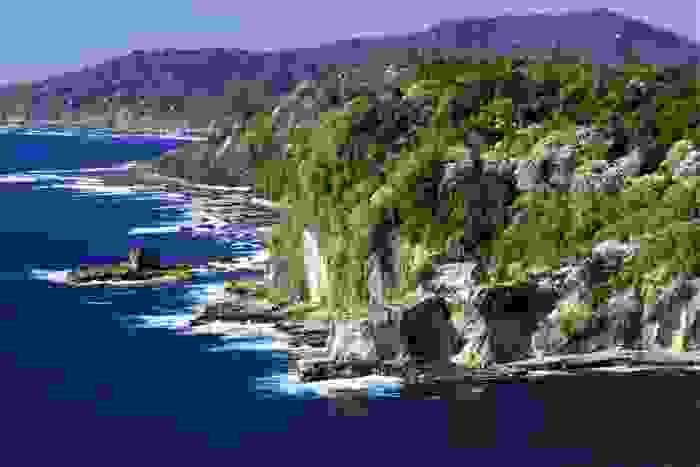 Costa de la Isla de Coiba