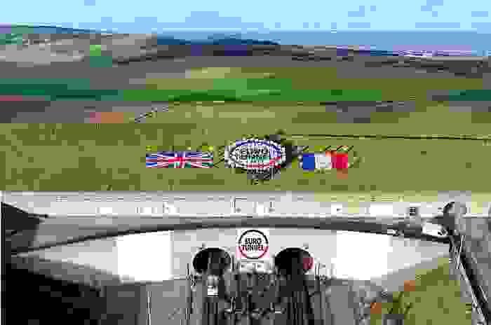 Tunel del Canal de la Mancha