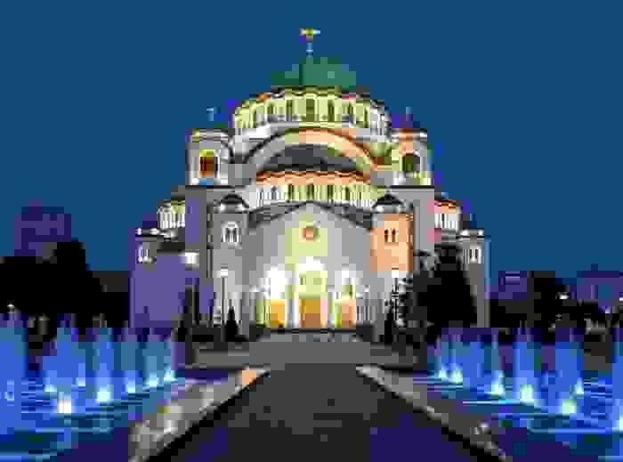 Catedral de San Sava, en Belgrado
