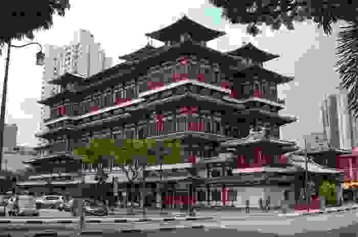 Templo de la reliquia del diente de Buddha
