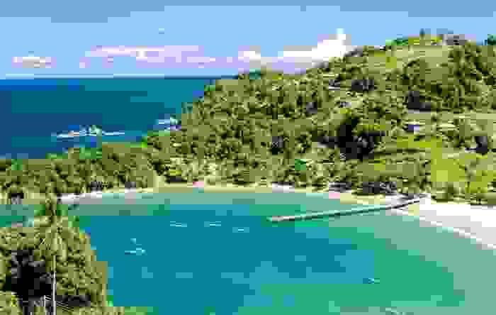 Bahía de Parlatuvier