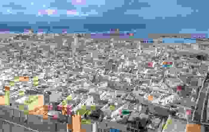 Población costera de Sousse