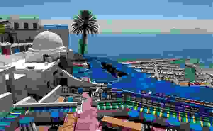 Pueblo de Sidi Bou Said
